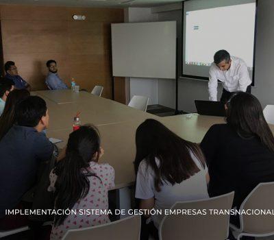 Implementación Sistemas Gestión En Empresas Transnacionales